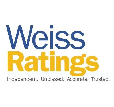 Weiss releases their Cryptocurrency ratings, Bitcoin gets a C+ and Ethereum B-