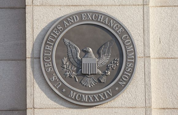 "The US SEC gives a ""positive view"" on cryptocurrency, very ""open"" to regulation"