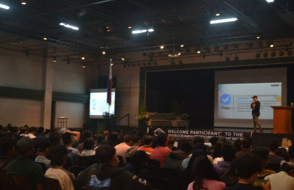 Baguio holds Blockchain Summit, hosted by 1punch and cryptocurrencynews.ph.