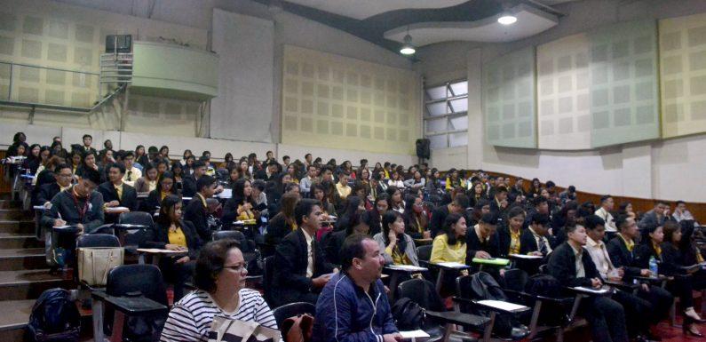 UC biz students host cryptocurrency talk